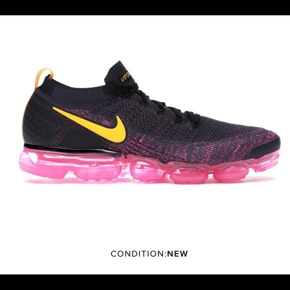 Nike Air Vapormax Flyknit 2 Mens 942842 008 Size 9